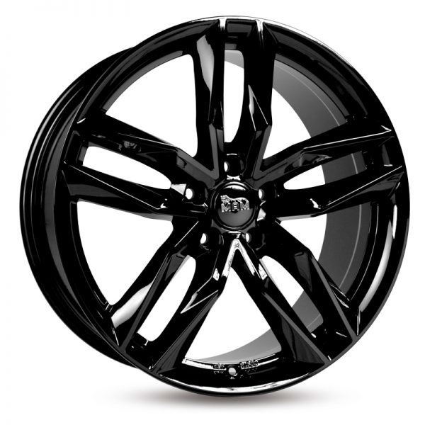 RS3 8,5Jx19 5/112 ET45 66,6 BLACK PAINTED